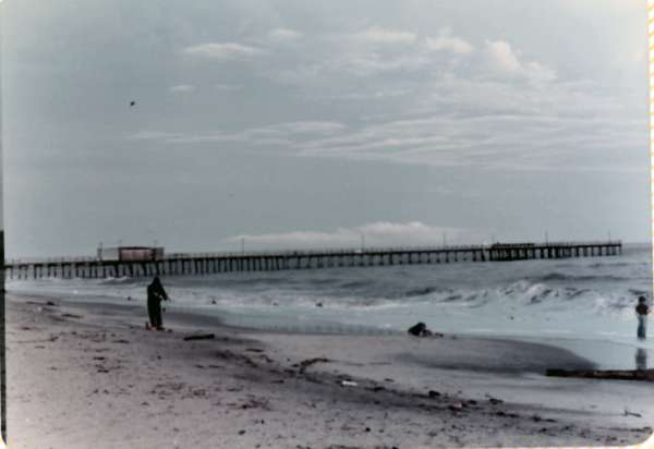 Some dauphin island area photos 1964 65 for Dauphin island fishing pier
