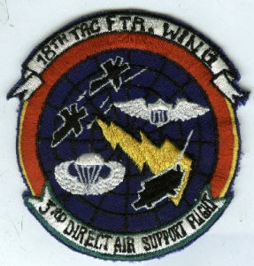 The USAF DASF Units along with the TASS Units Vietnam
